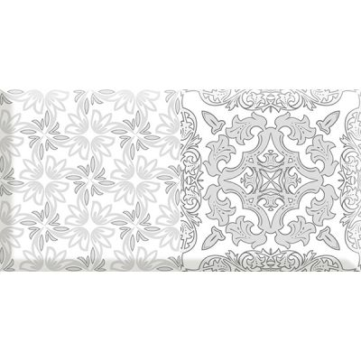 Ivanna BN Decor Mix BX Настенная 10,00x20,00