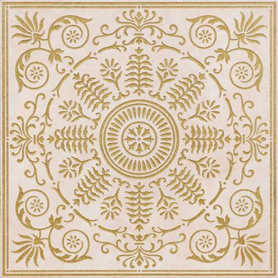 Classic Decor vendome botticino perla Напольная 49,00x49,00