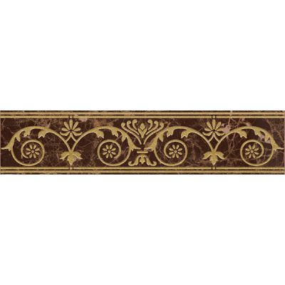 Classic Cenefa vendome emperador brown Напольная 11,00x49,00