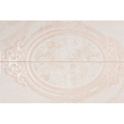 Trabia 25x75 Decor tanger pack-2 crema Настенная 50,00x75,00