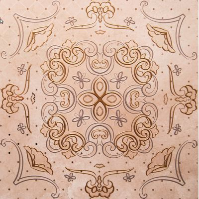 Zafra Carpet cream Напольная 59,00x59,00